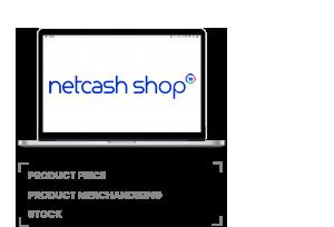 Netcash shop integration with Ecwid eCommerce